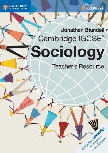 Cambridge IGCSE Sociology Teacher CD-ROM (Cambridge International IGCSE) ebook