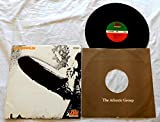 Led Zeppelin I LP Self Titled - Atlantic Records 1969 - 1977 Release - Dazed And Confused - Good Times Bad Times