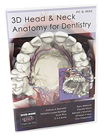 Primal Pictures 978 1 904369 83 7 3d Head And Neck Anatomy For