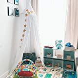 Dix-Rainbow Cotton Bed Canopy Play Tent - 3 Colors