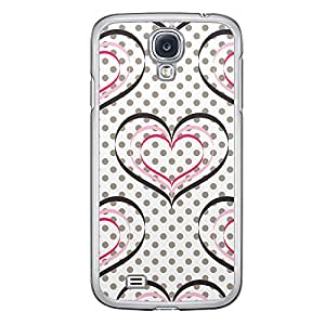 Loud Universe Samsung Galaxy S4 Love Valentine Printing Files A Valentine 204 Printed Transparent Edge Case - Multi Color