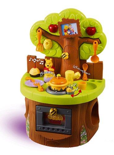 Smoby 32352 elektronische Küche Winnie the Pooh: Amazon.de: Spielzeug