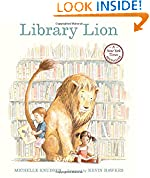 #9: Library Lion