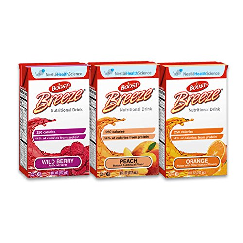 Boost Breeze Nutritional Drink Variety product image