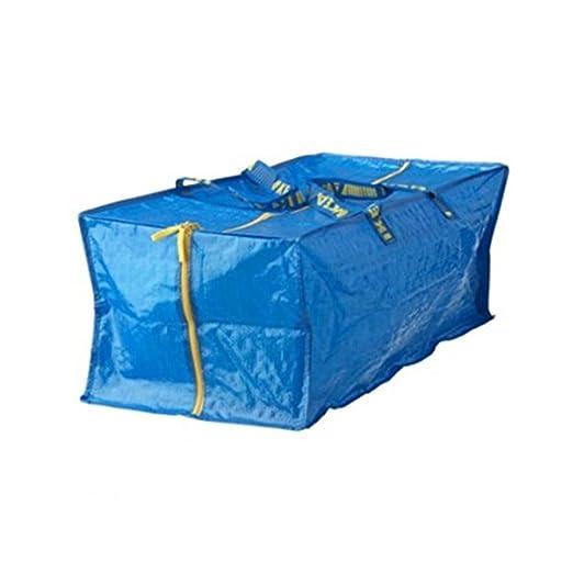 Amazon.com: Ikea Frakta Bolsa de almacenamiento, extra ...
