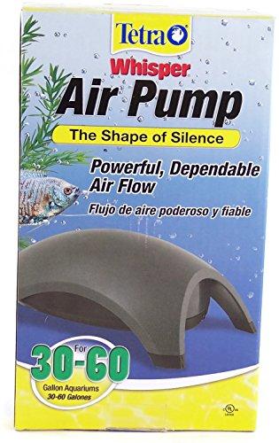 Tetra - Whisper Air Pump - For 30-60 Gallon Aquariums