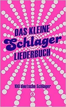 Book Kleine Schlagerliederbuch