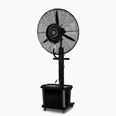 Altura ajustable del ventilador de piso, ventilador de piso