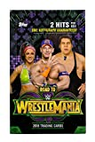 2018 TOPPS WWE Road to Wrestlemania Value Box