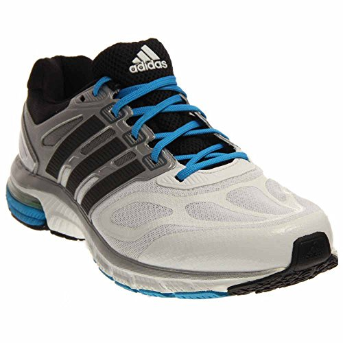 adidas Men's Supernova Sequence 6 Running White/Black/Solar Blue 2014 newest cheap price buy cheap deals outlet affordable buy cheap latest collections xg9Ahx