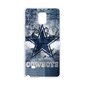 Cowboys star Cell Phone Case for Samsung Galaxy Note4