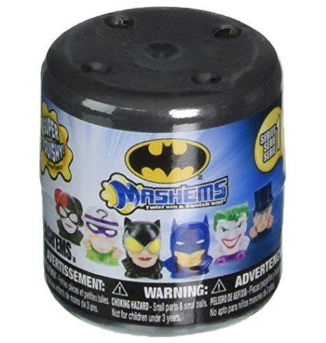 5 Random Figures Supplied Batman Mash-em Series 1 Blind Pack