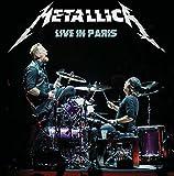 Metallica LIVE IN PARIS 2017 World Wired Tour 2CD set in cardbox [Audio CD]
