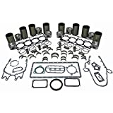 CTP2W8410-IK New CAT Caterpillar Inframe Overhaul Kit fits Several Models