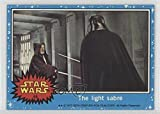 #5: The Light Sabre (Trading Card) 1977 Topps Star Wars - [Base] #45