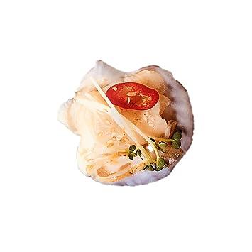 Amazon.com: Almohada de comida de peluche corto con forma de ...