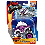 Metallic Racer Starla Die-Cast Nickelodeon Blaze and the Monster Machines by Blaze and the Monster Machines