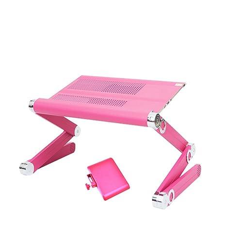mesa plegable Simple y Moderna Mesa de Ordenador portátil Cama Escritorio de la computadora Escritorio de