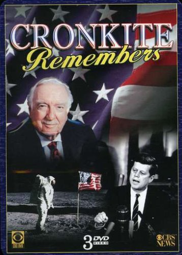 Collectors Embossed Tin (Walter Cronkite Remembers - 3 DVD COLLECTOR'S EMBOSSED TIN!)