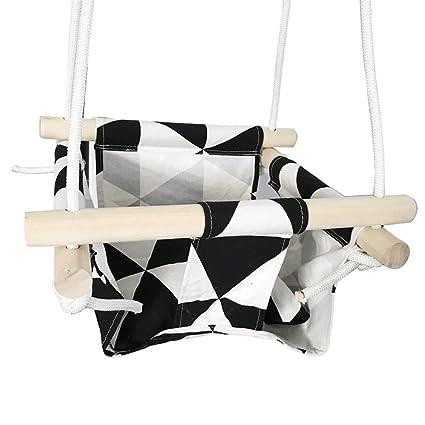 Hi Suyi - Hamaca de madera para bebéss y niños pequeños