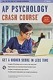 img - for AP  Psychology Crash Course Book + Online (Advanced Placement (AP) Crash Course) book / textbook / text book