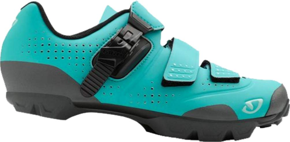 Giro Manta R Cycling Shoe - Women's Glacier/Titanium, 38.0 by Giro