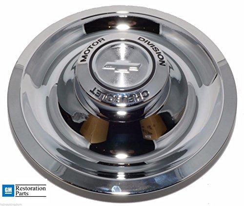 - GM Restoration Chrome RALLY Wheel FLAT CMD Center Cap NEW Replacement for CHEVROLET CORVETTE CAMARO CHEVELLE. Chevrolet Motor Division