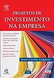 Projetos de Investimento na Empresa
