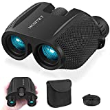 Best Binoculars For Concert Viewings - Binoculars for Adults and Kids, 10x25 Folding Review