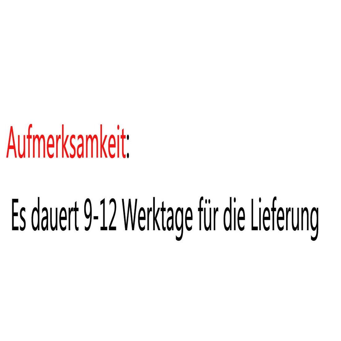 Andux Zone 2 St/ück Leder Autositzauflage Spacer Gap Filler Fit Padding Alle Autos QC-FLS01 Schwarz