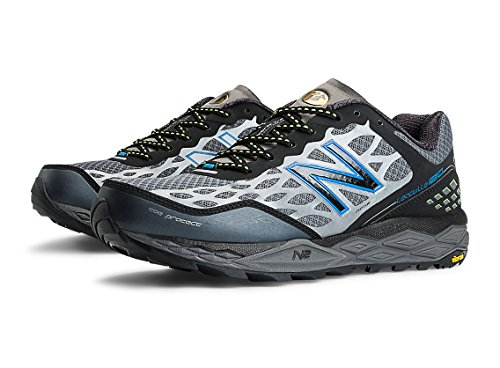 New-Balance-MT1210-Mens-Trail-Running-Shoe-Size-95-Width-4E-Color-BlackSilverBlue