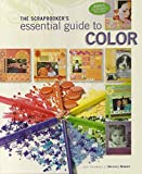 The Scrapbooker's Essential Guide to Color [With Color Wheel]