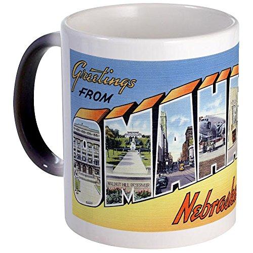 CafePress - Omaha Nebraska NE - Unique Coffee Mug, Coffee Cup