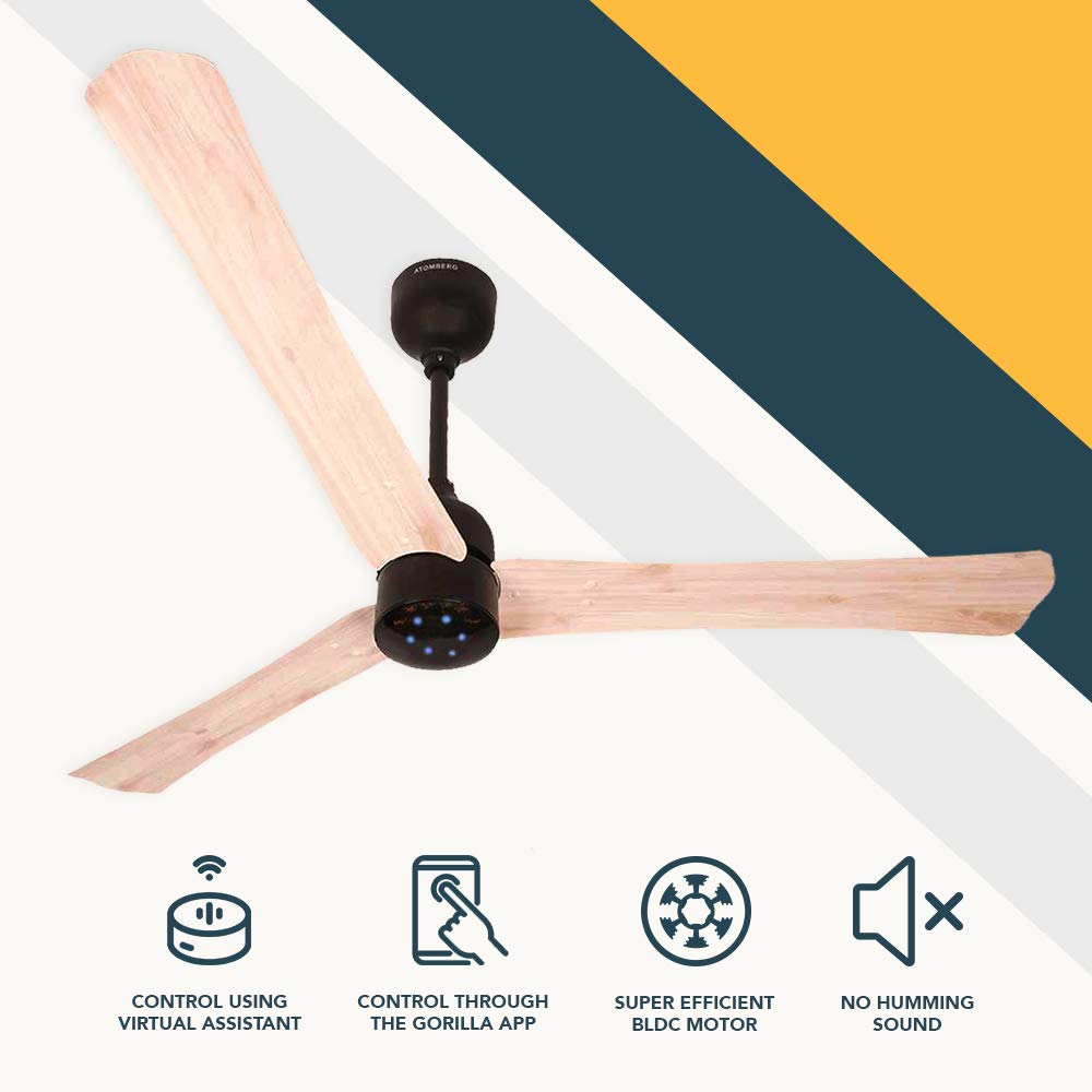 Gorilla Renesa Smart+ Energy Saving 5 Star Rated Ceiling Fan