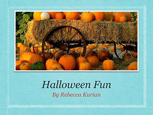 Halloween Fun: A Social Interaction Story -