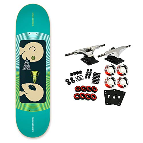 - Alien Workshop Skateboard Complete Mind Control 8.375