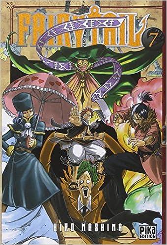 Fairy Tail Tome 7 Hiro Mashima 9782811600785 Amazon Com
