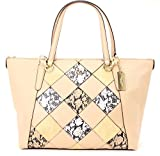 Coach Ava Tote (Snake Patchwork)