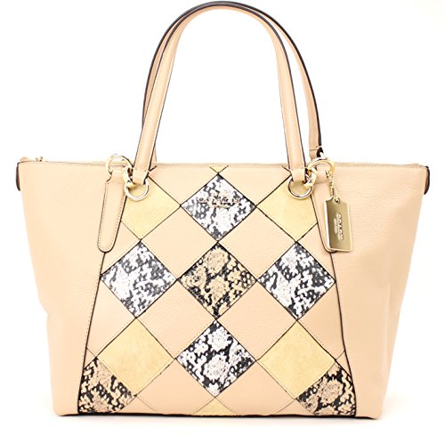 Coach Suede Tote Bags - 9
