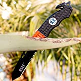 Cheap Under Control Tactical Best EMT Folding Knife with Easy Spring Assisted Opening Idea & Not Found in Stores!