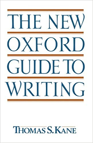 Creative writing oxford