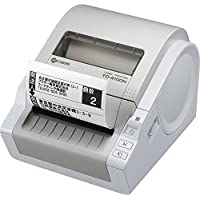 Brother TD-4100N Desktop Network BarCode and Label Printer