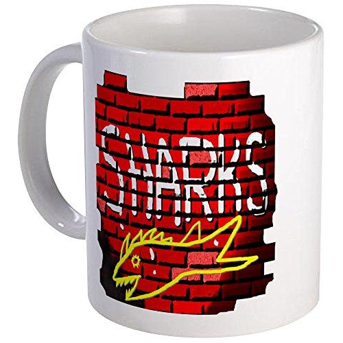 West Side Original Clothing (CafePress - West Side Story Sharks Mug - Unique Coffee Mug, Coffee Cup)