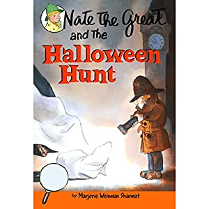 Nate the Great and the Halloween Hunt Audiobook