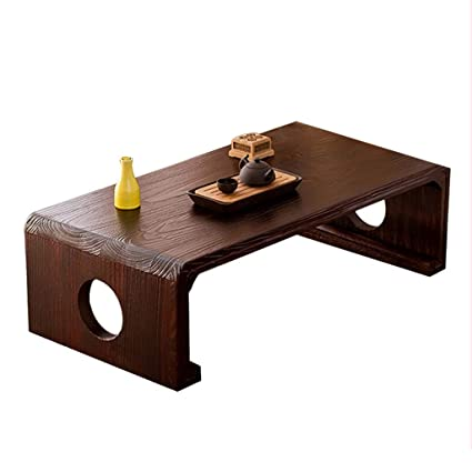 Japanese Coffee Table.Amazon Com Solid Wood Coffee Table Japanese Style Coffee Table Bay