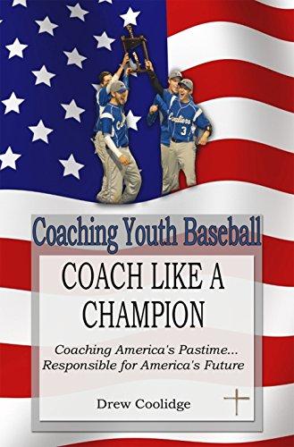 Coaching Youth Baseball CHAMPION Responsible ebook product image