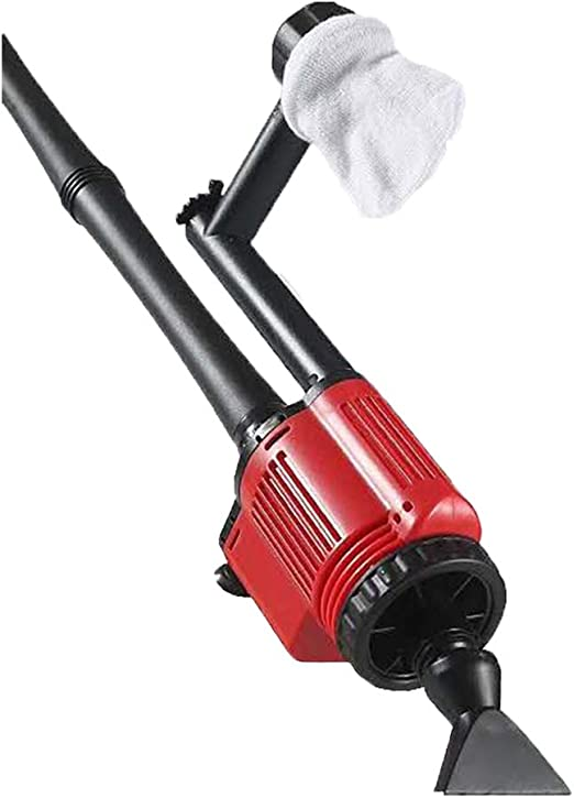 Limpiador de Grava de Acuario, Limpieza Eléctrica del Filtro de Grava, Cambiador Automático de Agua al Vacío, Filtro de Arena para Tanque de Peces, para Pecera: Amazon.es: Hogar