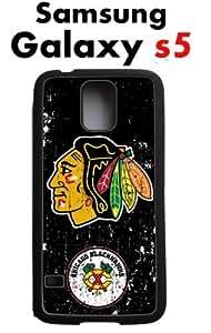 Chicago Blackhawks Samsung Galaxy s5 Case Hard Silicone Case