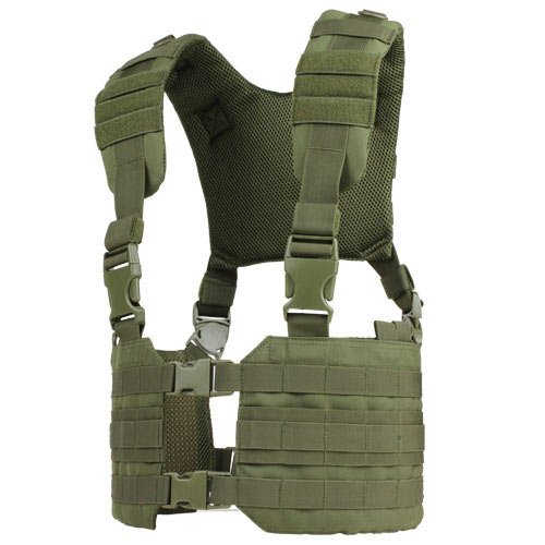 - Condor Outdoor MCR7 Ronin Tactical MOLLE Split Chest Rig - OD