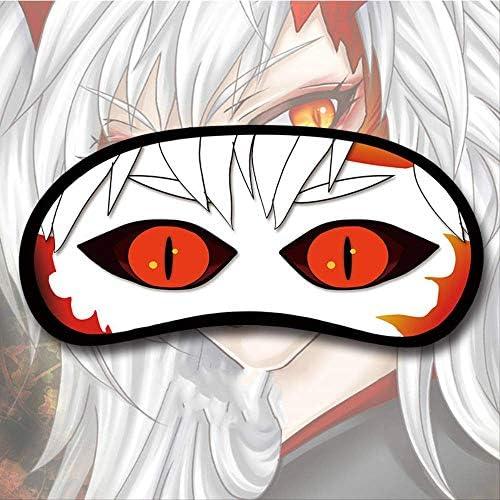 Anime-Augenmasken-Karikatur-schützende Augenmaske Ibaraki